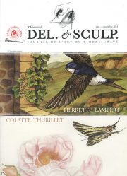 Del. & Sculp. couverture n° 6