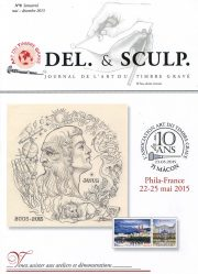 Del. & Sculp. couverture n° 8