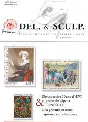 Del. & Sculp. couverture n° 9