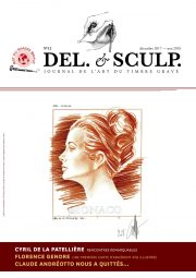 Del. & Sculp. couverture n° 12