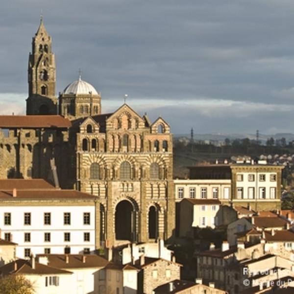Cathédrale Notre-Dame-de-l'Annonciation, le Puy-en-Velay
