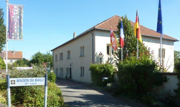 Maison du Bailli, Morhange, Moselle