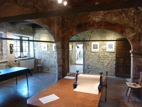 Maison du Bailli, Morhange, Moselle (intérieur)
