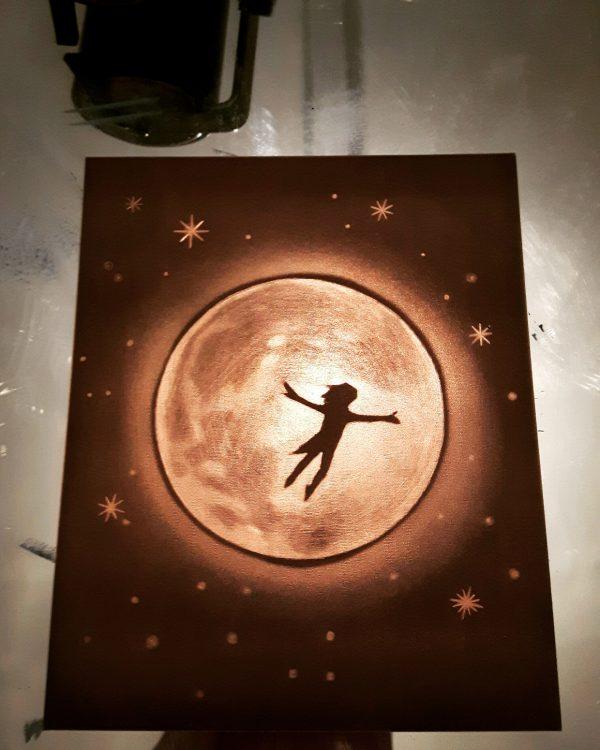 """""""Voyage dans la lune"""""""