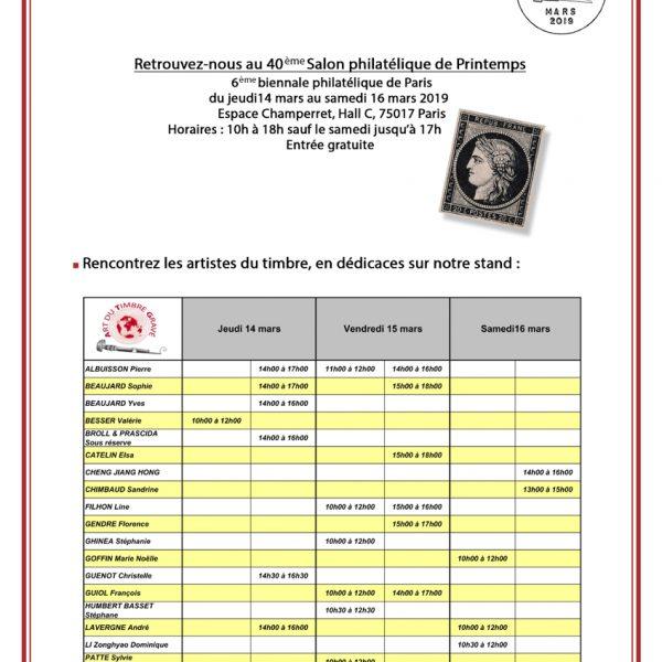 "Lettre ""ATG Actualités"", n° 13, Mars 2019"