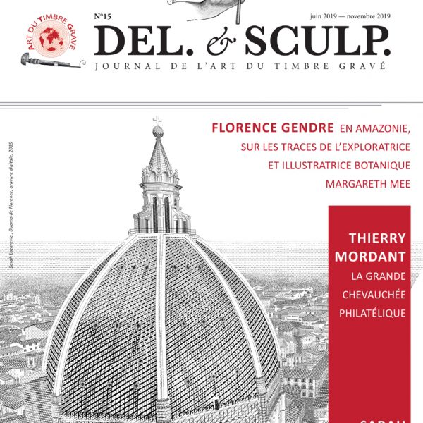 Del. & Sculp. couverture n° 15