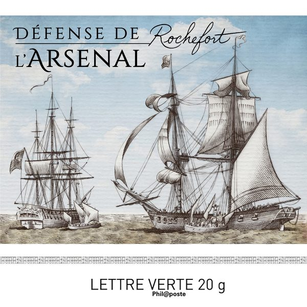 Défense de l'arsenal Rochefort - TP
