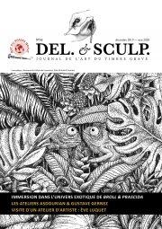 Del. & Sculp. couverture n° 16